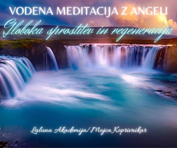 VODENA MEDITACIJA Vrnitev v srce 1